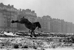 Paris, Porte de Vanves, 1952.