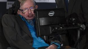 Profesa Stephen Hawking, wakati wa uhai wake
