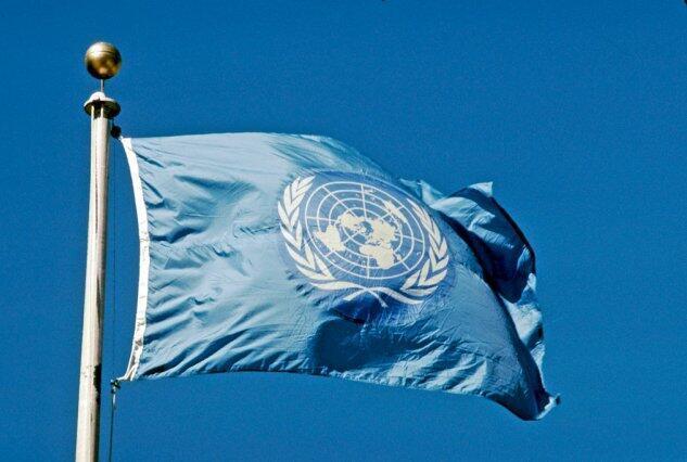 聯合國旗幟