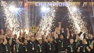 A Nova Zelândia venceu o Mundial em 2015.