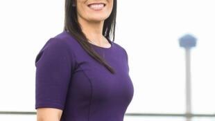 Gina Ortiz Jones, veterana da Guerra do Iraque, concorre nas eleições de meio de mandato para representante dos EUA do 23º distrito congressional do Texas.