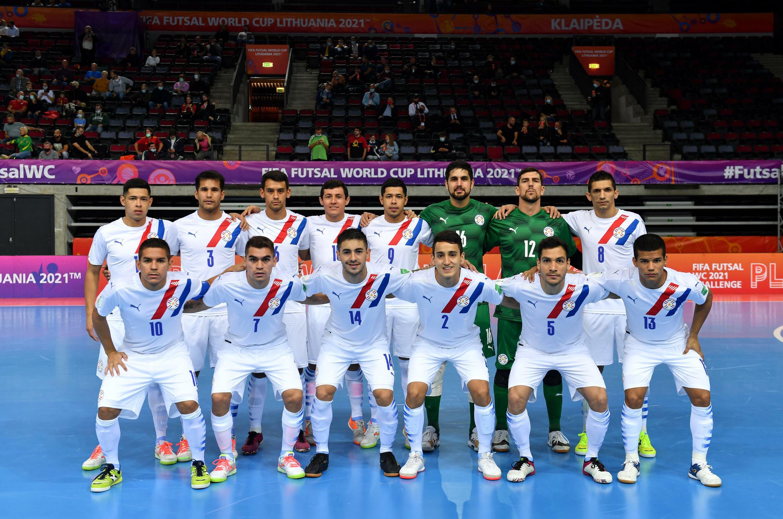 Paraguai - Paraguay - Futsal - World Cup - Lituânia - Deporte - Mundial - Klaipeda