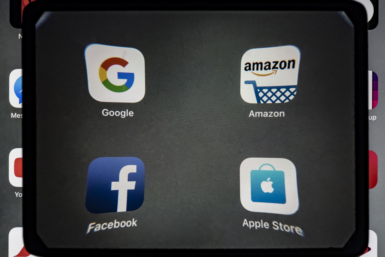 Google, Apple, Facebook e Amazon (GAFA).