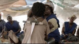 Un extrait de «I'm not a witch», un film zambien sur la Croisette.