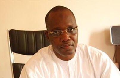 Dramane Dembélé, candidat de l'Adéma.