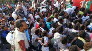 Ce sont notamment des migrants qui ont alerté le HCR que des trafiquants se faisaient passer pour travailleurs humanitaires.