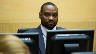 Former Congolese warlord Germain Katanga