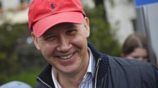 Валерий Цепкало, чью кандидатуру на президентских выборах в Беларуси отказался регистрировать Центризбирком