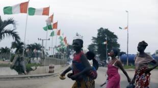 J-2 avant l'élection présidentielle ivoirienne 2020.
