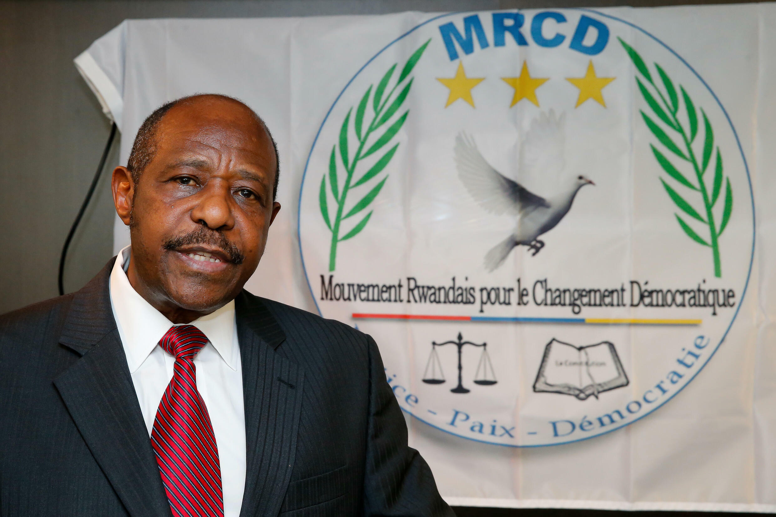 Paul Rusesabagina angered the Rwandan government by using the Hollywood limelight to crusade for political change in his tightly controlled homeland