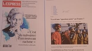 Semanários franceses 20 06 2020