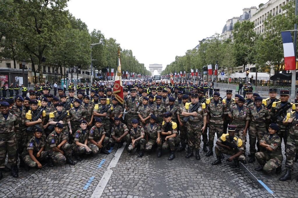Bastille Day 14 juillet