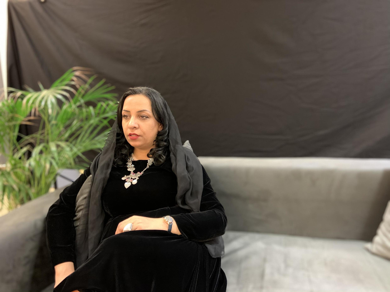 رویا سادات، نخستین زن سینماگر اهل افغانستان