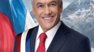 Rais wa Chile Sebastian Pinera