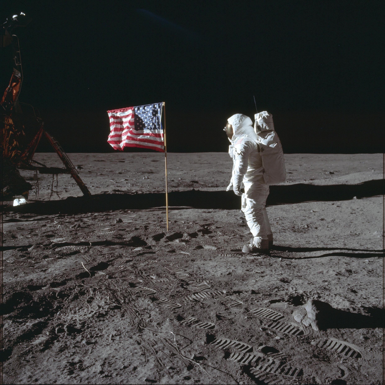 Lune - Apollo 11 - astronaute - USA
