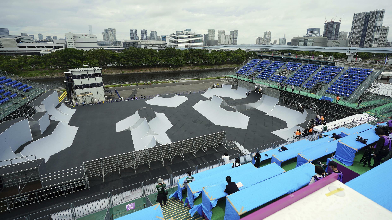 El Ariake Urban Sports Park será el estadio del debut olímpico del BMX Freestyle y del Skate.