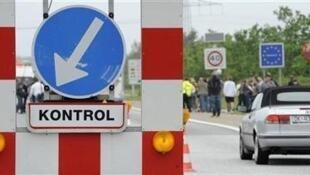 Nova regra do acordo Schengen prevê reforço das fronteiras.