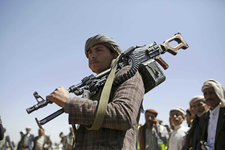 combatant-houthi-yemen