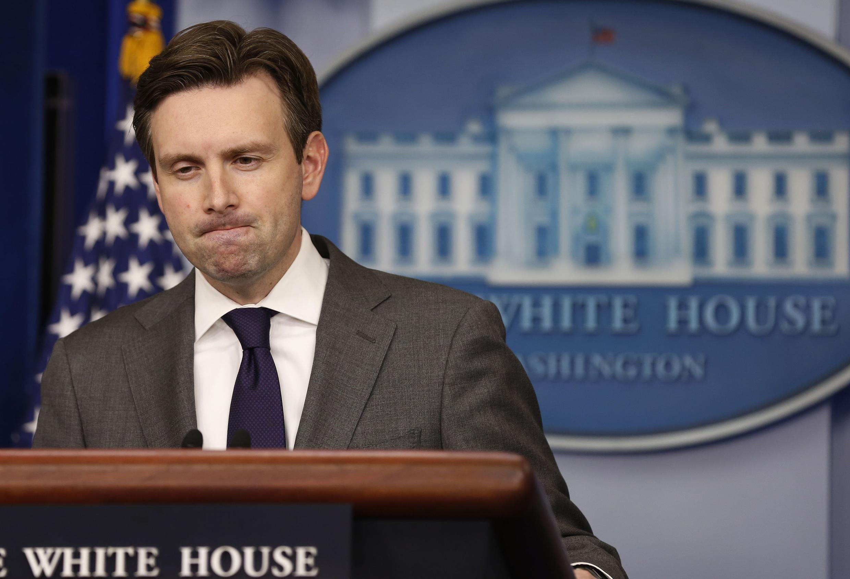 Le porte-parole de l'exécutif américain Josh Earnest a qualifié le piratage de Sony de «grave affaire de sécurité nationale».