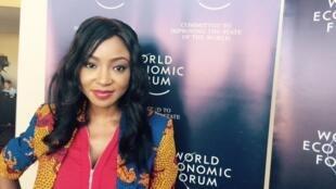 Angel Adelaja, distinguée «entrepreneure innovante» au Davos africain de Dubran.