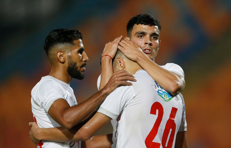 Les joueurs de Zamalek, le 26 octobre 2020.
