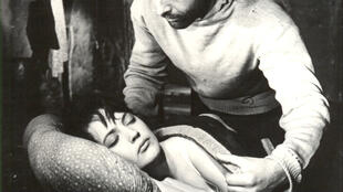 Кадр из фильма «Белый караван» Эльдара Шенгелая, который ожидается в Каннах