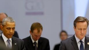 Shugabanni  kasashen G20 a tsayuwarsu na shirun minti guda