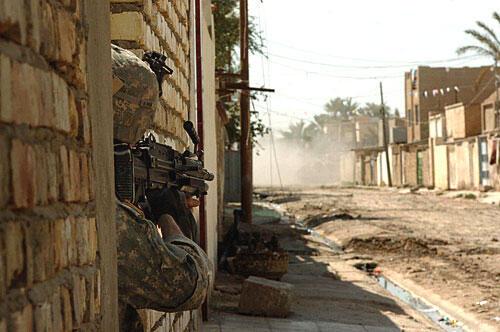Atentado foi perpetrado na região de Baqubah (foto), na província iraquiana de Diyala.