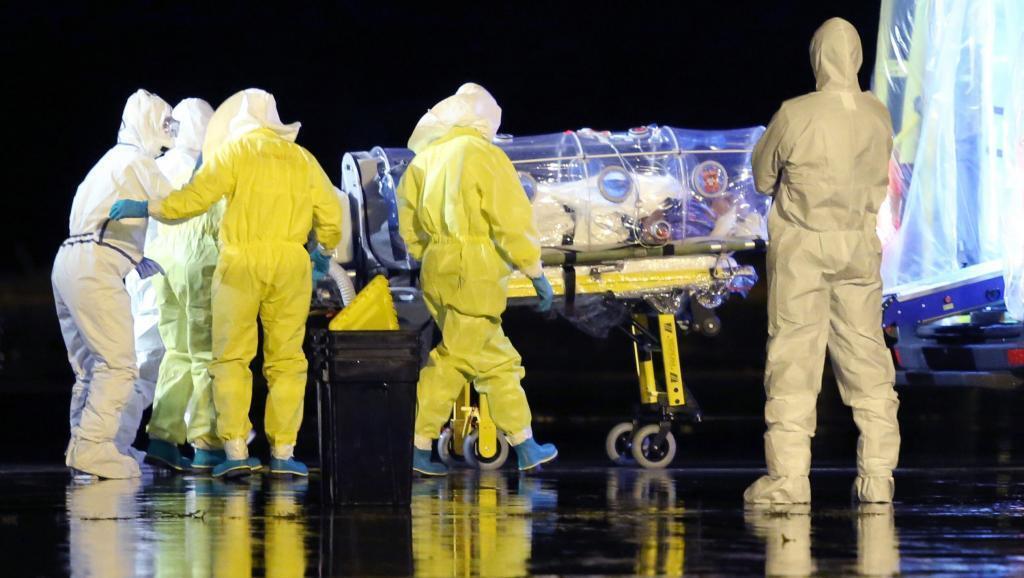 Padiri Garcia VIejo, raia wa Uhispania alieambukizwa virusi vya Ebola nchini Sierra Leone, aliwasili Uhispania Septemba 22 mwaka 2014. Muuguzi aliemuhudumia amelazwa hospitali baada ya kubainika kuwa na virusi vya Ebola.
