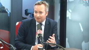 法国旅游国务秘书伊安-巴蒂斯特·勒莫因接受法广专访