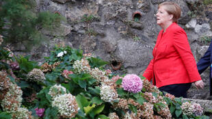 中国准备隆重款待德国总理默克尔