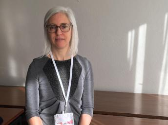 Isabelle Daigneault is a psychologist and professor at the University of Montreal in Canada and treats patients who have suffered from childhood abuse