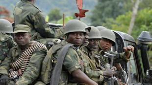 Wanajeshi wa FARDC nchini Jamhuri ya Kidemokrasia ya Congo