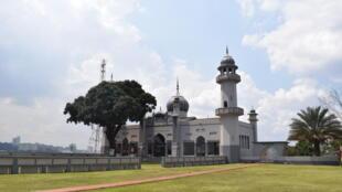 Mosquée Kibuli - Kampala - Ouganda