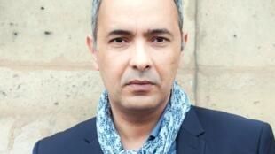 Portrait du journaliste et écrivain Kamel Daoud.