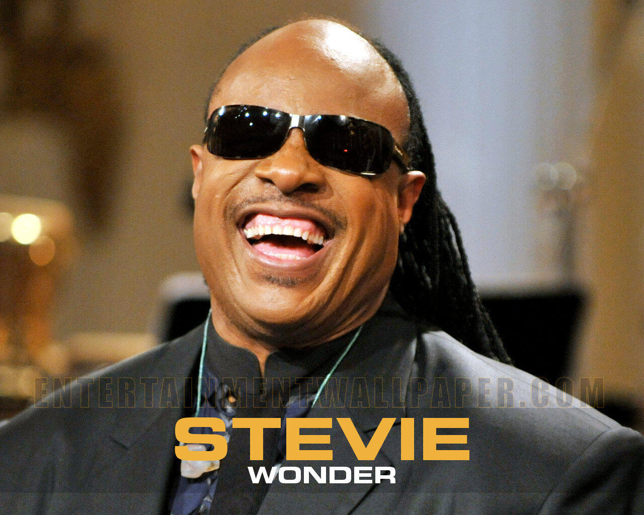 Mwanamuziki Steve Wonder
