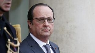 El presidente francés François Hollande. Foto de archivo.