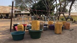 déplacés bouar centrafrique conditions vie combats