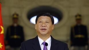 Le président chinois, Xi Jinping.