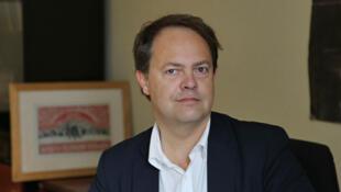 Benoît de Tréglodé,  directeur de recherche à l'IRSEM (Institut de recherche Stratégique de l'Ecole militaire)
