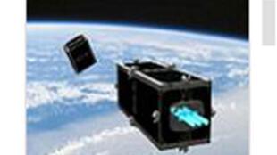 Projet d'un modèle de satellite nettoyeur des débris dans l'espace.