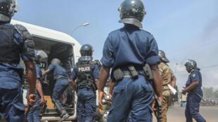Police Bénin