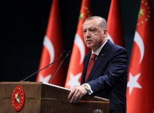 Shugaban Turkiyya Recep Tayyib Erdogan.