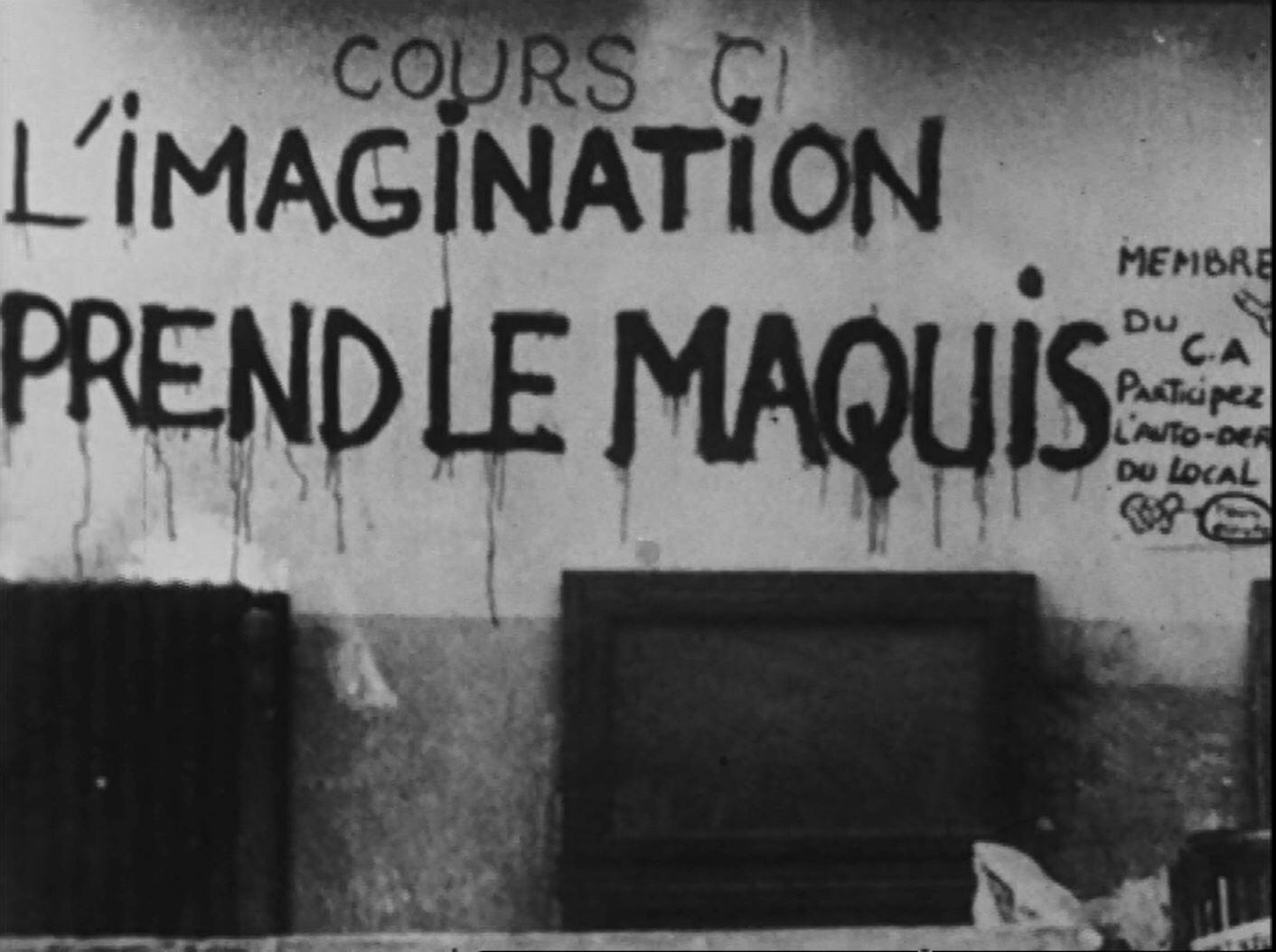 Capture «Ce n'est qu'un début», de Michel Andrieu (ARC).