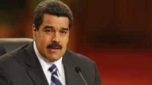 委內瑞拉總統馬杜羅應邀出訪中國