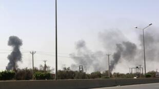 Tripoli a kasar Libya
