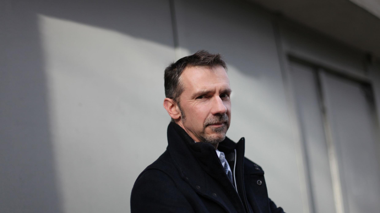 """Franck Thilliez publie son nouveau roman """"Il était deux fois"""" aux éditions Fleuve noir."""