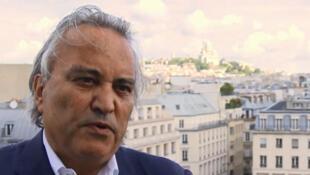 Roland Jacquard, président de l'Observatoire international du terrorisme (Capture d'écran).