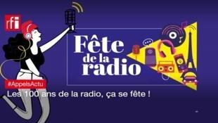 Emission Spéciale : les 100 ans de la radio, ça se fête !