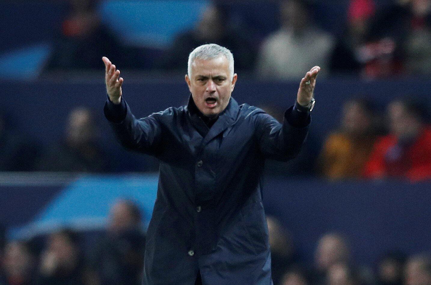 José Mourinho sabon mai horar da kungiyar Tottenham